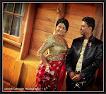 Derana TV presenter Dilka Samanmali Wedding Photos