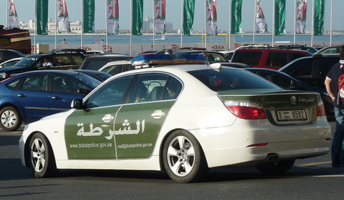 FAB WHEELS DIGEST (F.W.D.): Dubai Police Cars Fleet (2013-?)