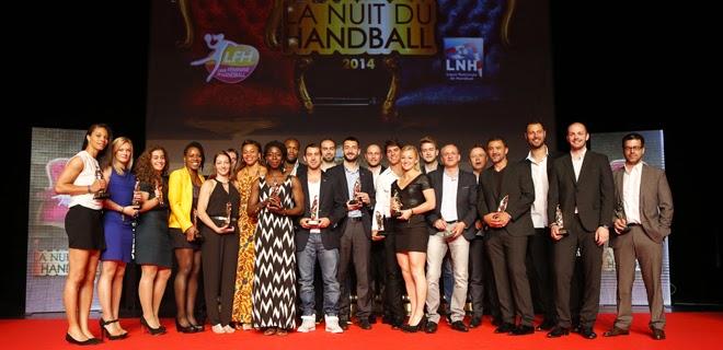 La noche del handball en Francia: Premio a los mejores | Mundo Handball