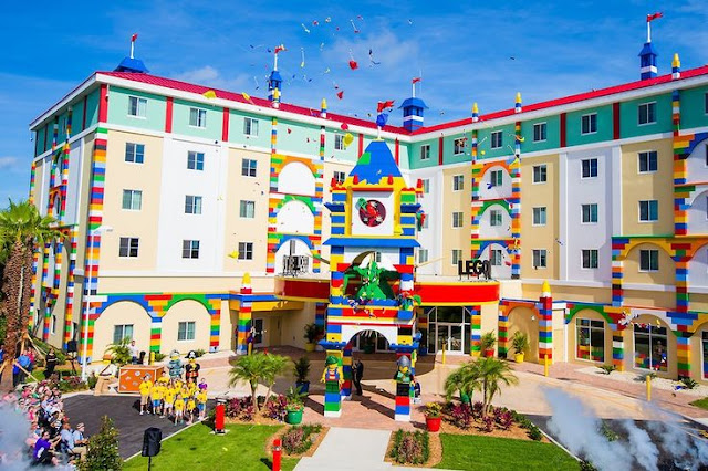 Florida Legoland Theme Park