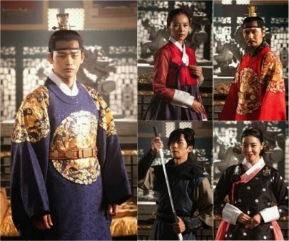 Nonton Drama Korea The King's Face sub indo