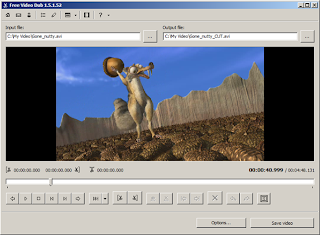 تحميل برنامج حذف المقاطع من الافلام download video dub