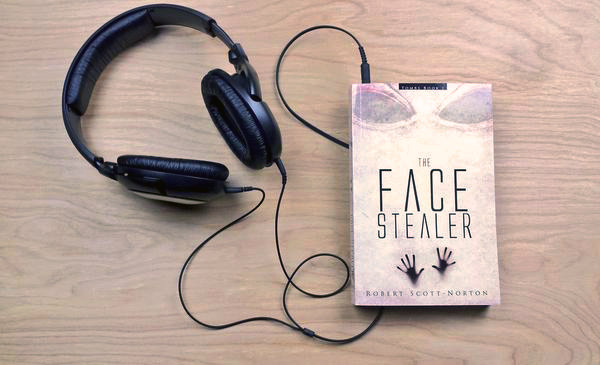 The Face Stealer Audio Book Representation