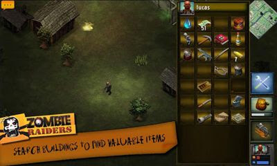 Zombie Raiders Apk