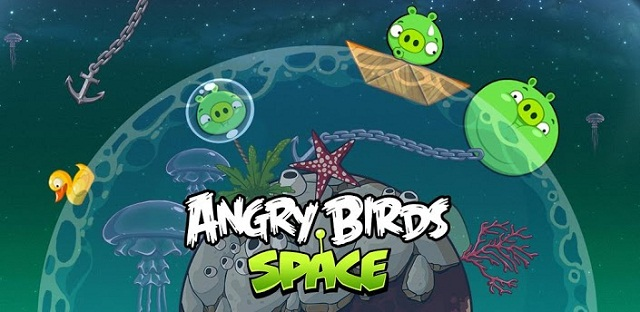 Angry Birds Space Pig Dipper Android