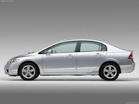 honda civic 2009 every day car