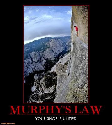 Murphy's Law Meme