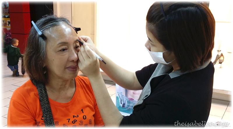 Empro eyebrow reshape