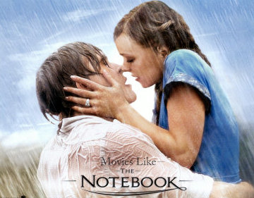The Notebook movie poster, The Notebook movie, The Notebook