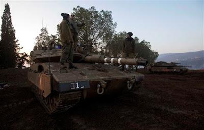 Israel testa escudo antimíssil e abre frente contra Hezbollah