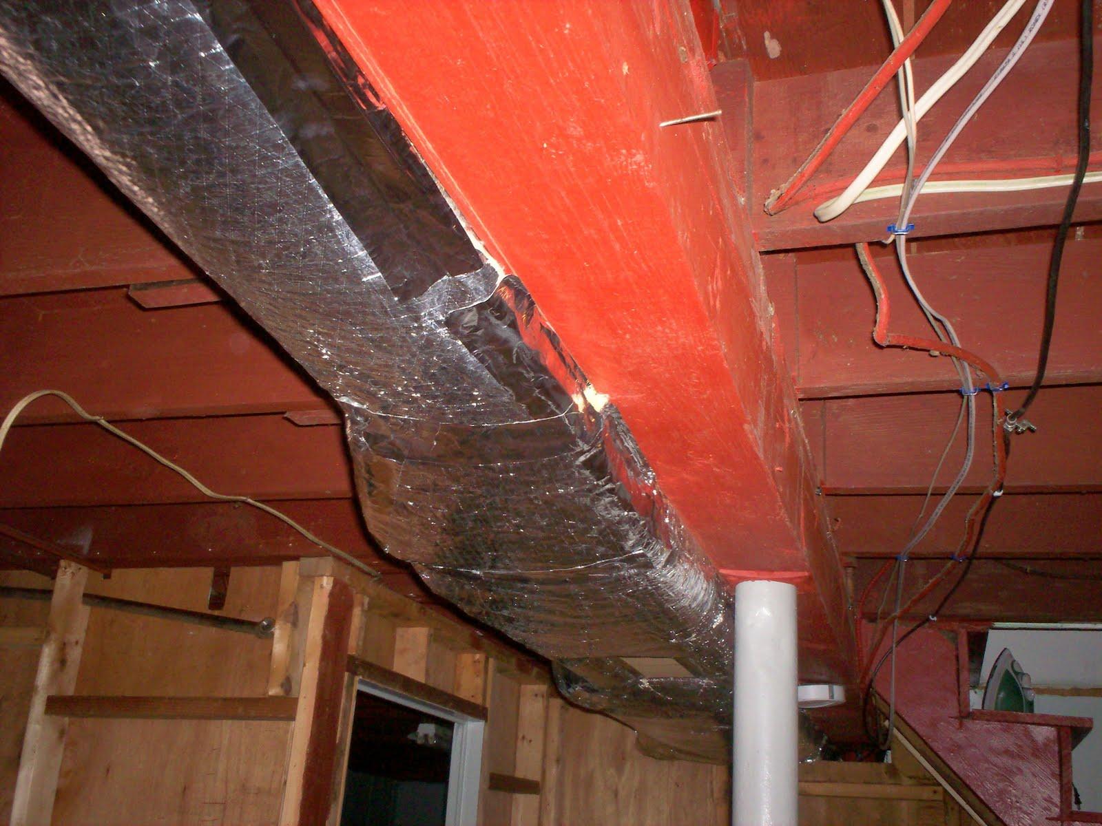 My Basement Finishing Project Wiring