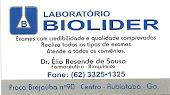 Laboratório Bio Lider
