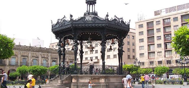Plaza de Armas, Guadalajara - Jalisco