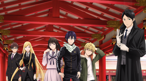 Noragami Aragoto Torrent - HDTV