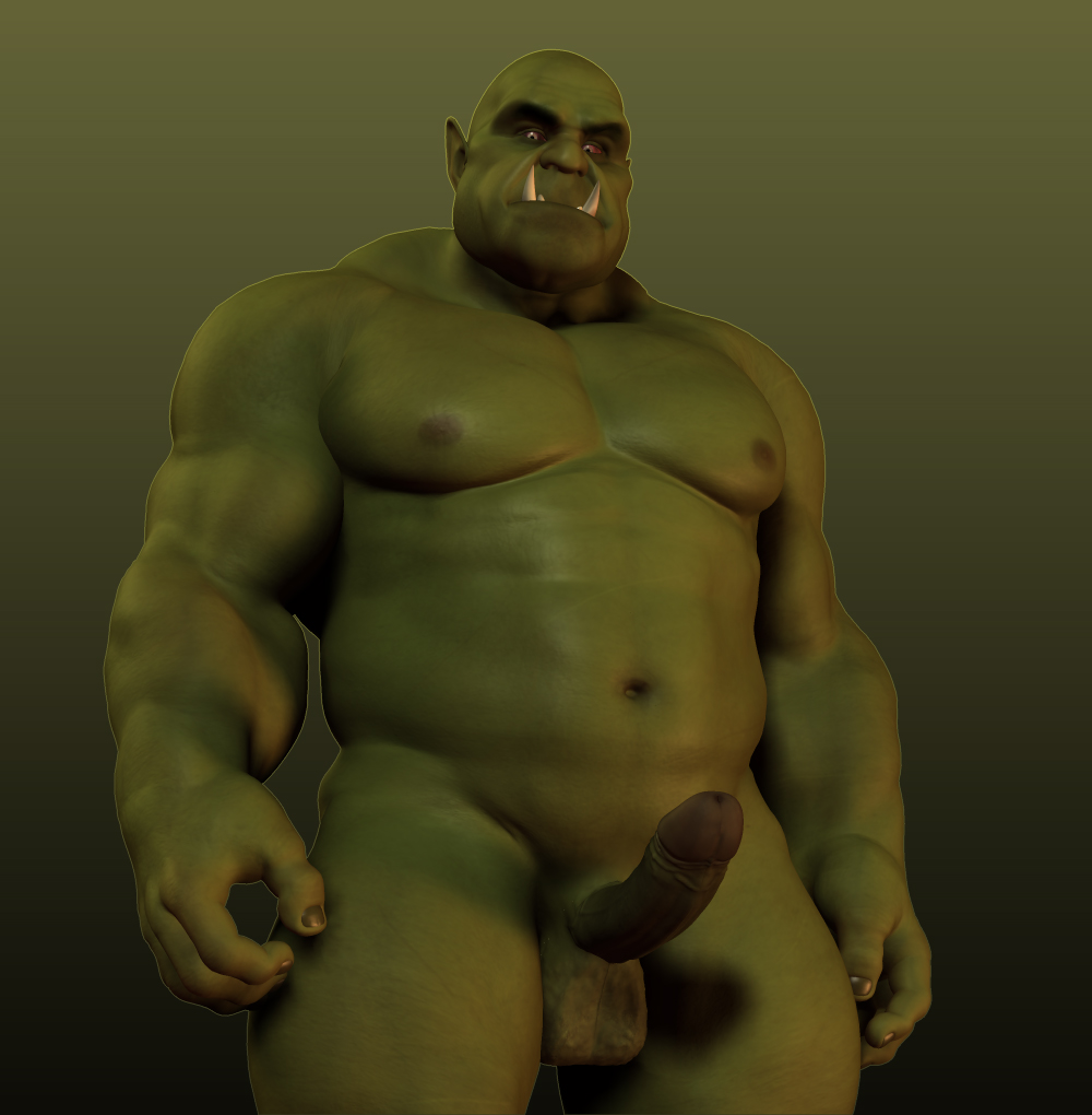 from Malcolm gay orc sex