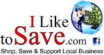 Check out ILiketoSave.com for coupons to local businesses!