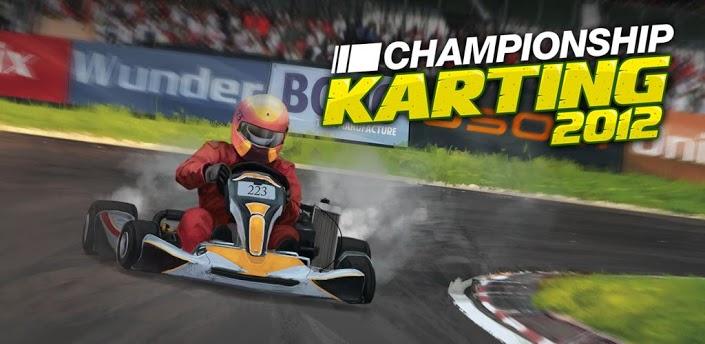 Championship Karting 2012 Game v1.1 Apk Free