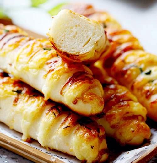 (Bánh Mì Phô Mai) - Cheese Bread Stick