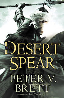 The Desert Spear от Peter V.Brett