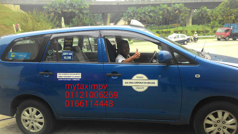 PREMIER MPV TAXI/MY TAXI/MYCAB