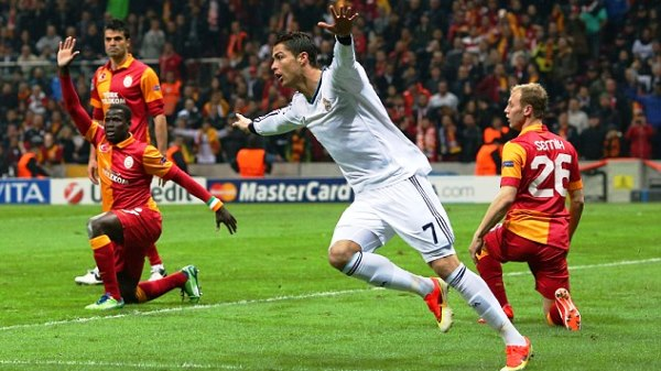 Galatasaray v Real Madrid