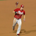 Reds outfielder Kyle Waldrop loses shoe while legging out triple (Video)