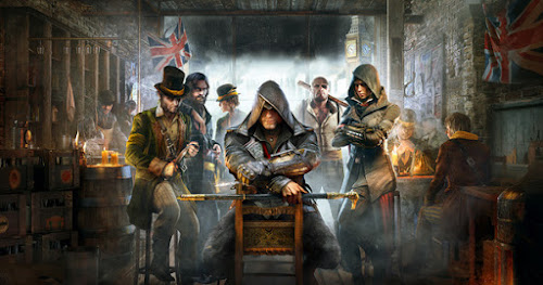 E3 2015: Assassin-s Creed Syndicate com 3 novos trailers