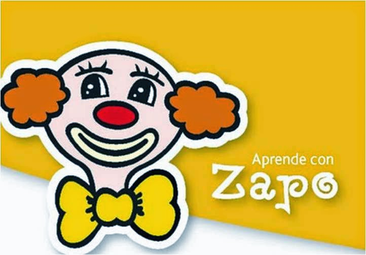 APRENDE CON ZAPO