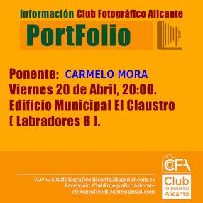 """PORTFOLIO EN """"EL CLAUSTRO"""""""