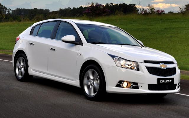 Chevrolet Cruze Sport