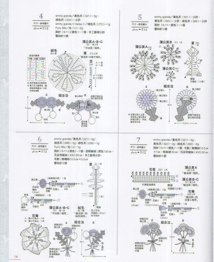 Crochetpedia: Crochet Books Online - 100 Crochet Flower ...