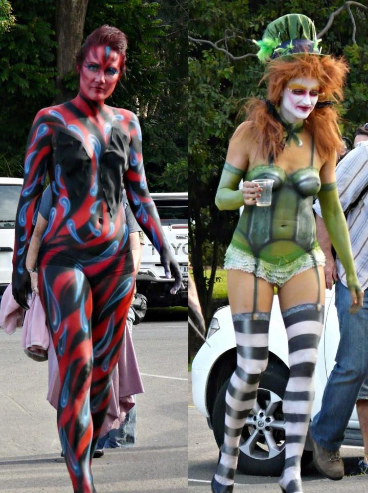 Australian Body Art Carnivale
