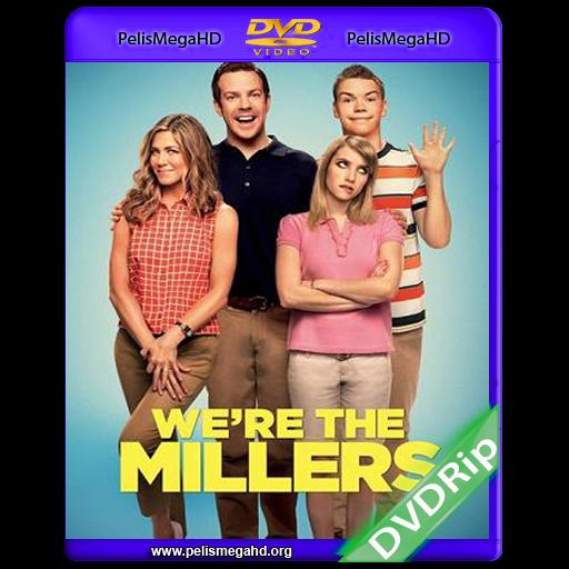 SOMOS LOS MILLER (2013) DVDRIP ESPAÑOL LATINO