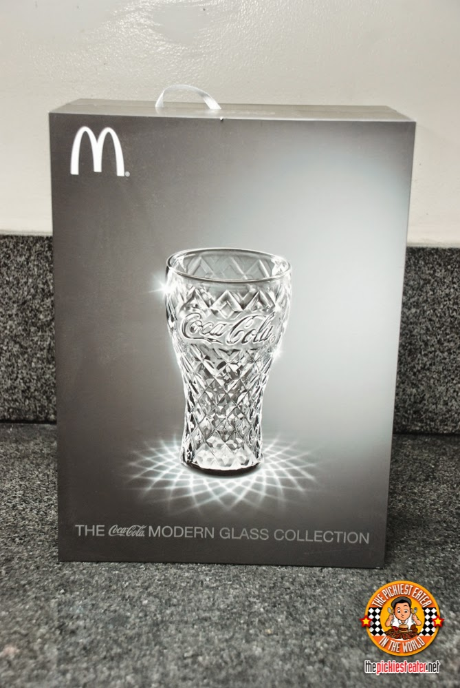 Coke Glass Collection 2014