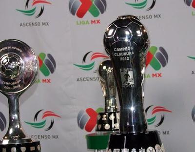 Semifinales Liga MX y Ascenso MX Apertura