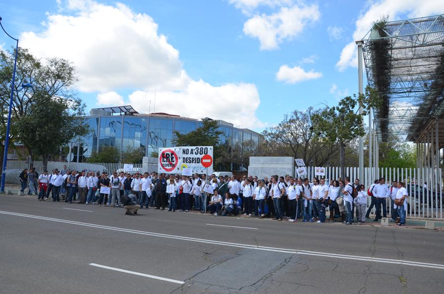 [Málaga] La lucha contra el ERE y los 380 despidos de los trabajadores de Isofotón ... 25
