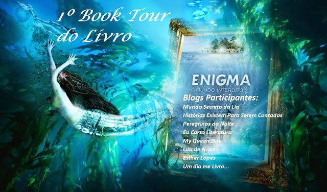 Book Tour: Enigma