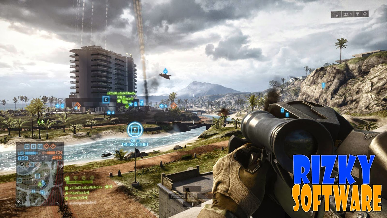 Download Game Battlefield 4 For PC Full Version Single Link