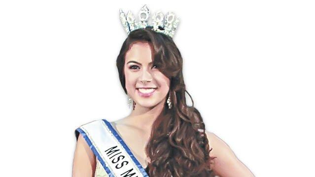 Miss World Mundo Nicaragua 2013 winner Adriana Paniagua