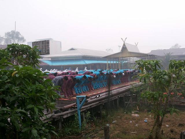 Horeee, Hujan Turun, Hospot Pun Berkurang
