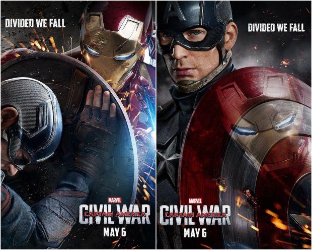 Captain America Civil War : la bande-annonce bat le record d'Avengers 2