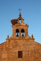 Espadaña Iglesia San Andrés Sogo