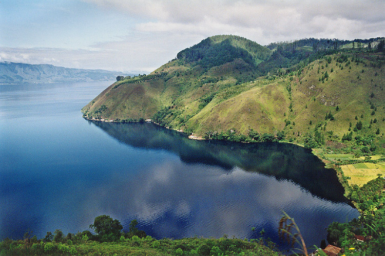 Full Picture Danau Toba Lake Toba Indonesia