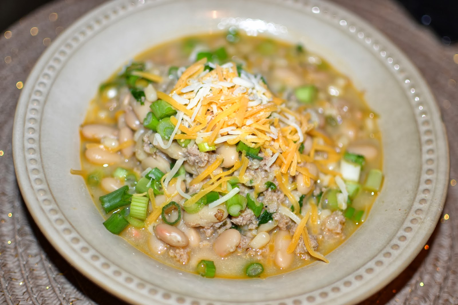 chili chicken and white bean chili quick white bean turkey chili ...