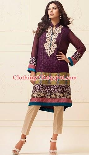 Zainab Chottani Pret Collection 2015