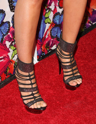 Heidi Klum feets heels