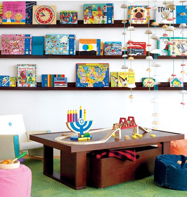 kids 39 storage and organization ideas part 1 design dazzle. Black Bedroom Furniture Sets. Home Design Ideas