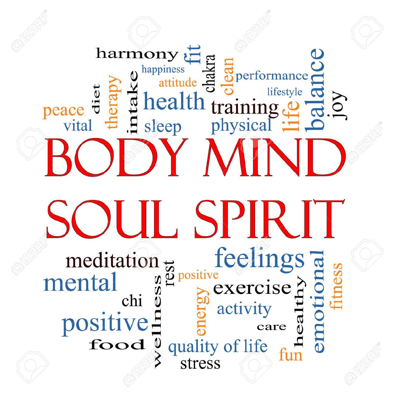 Armonia di corpo, mente e spirito