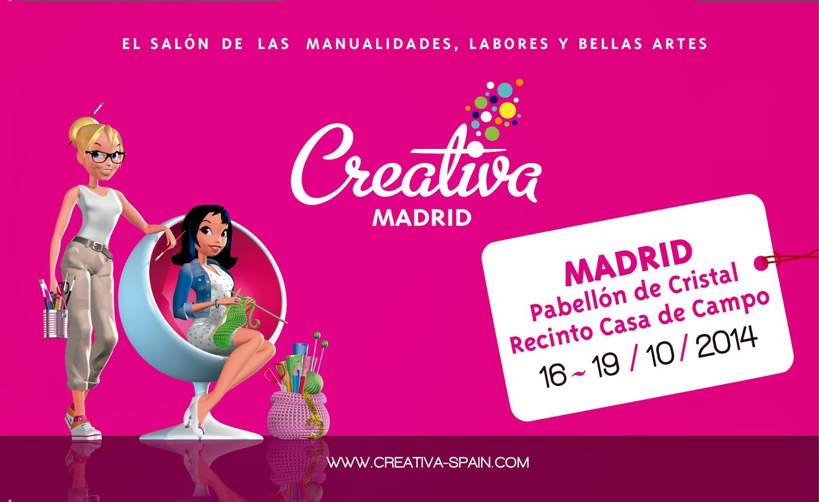 Hojaldre De Botones Planes Para El Fin De Semana Feria Creativa  ~ Planes Madrid Este Fin De Semana