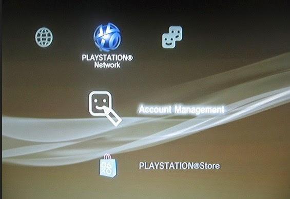 Cara Membuat Account PSN / SEN Pada PS3 Dan Alamat Region
